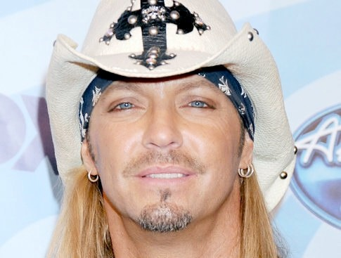 Bret Michaels american idol 2010 red carpet